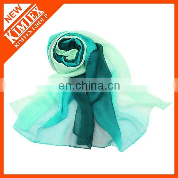 Wholesale colorful cheap scarf factory china