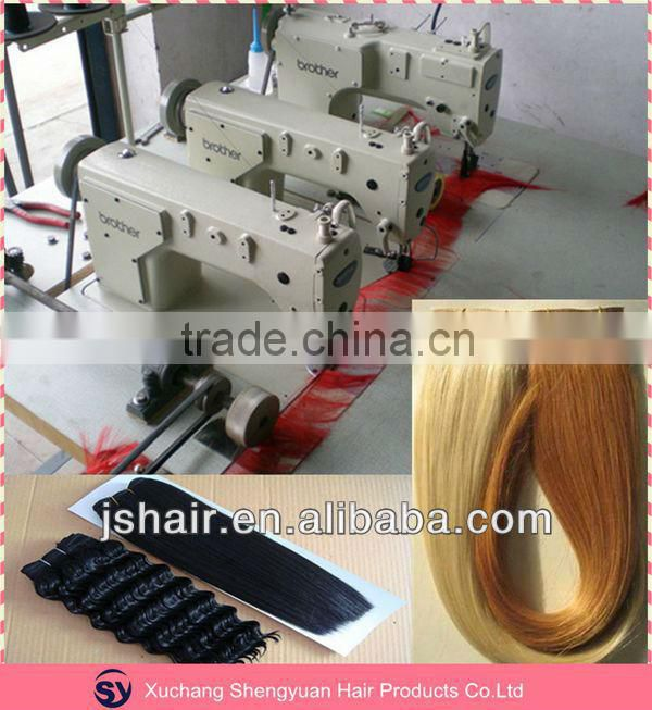 Brother Three Head Hair Weaving Sewing Machineindustrial Sewing Delectable Hair Weave Sewing Machine