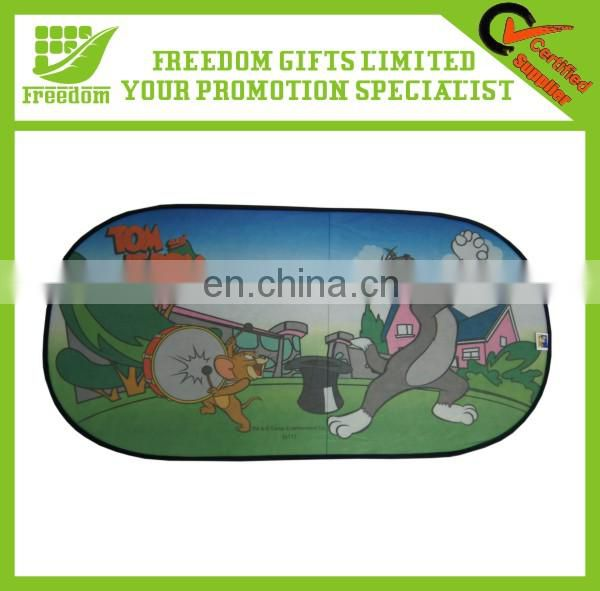 More Material Sunmmer Promotional Car SunShade
