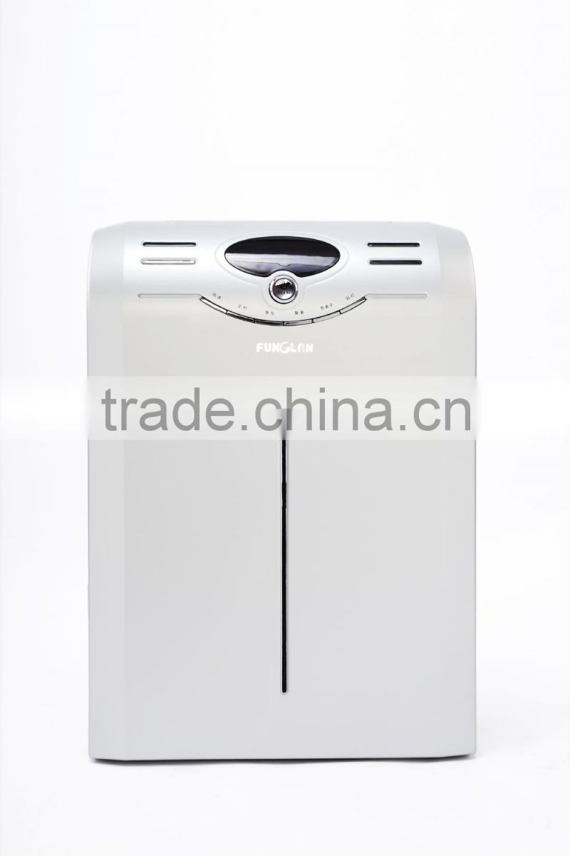 home and office used fragrance machine with ion and UV light USB air purifier new desgin
