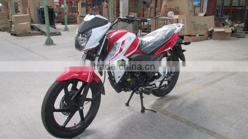 Africa New racing motorcycle with powerful engine