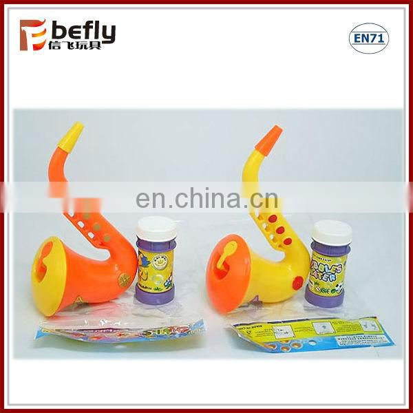 Fruit shape plastic bubble pipe toy