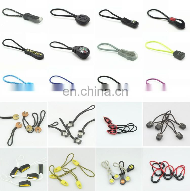 Factory Wholesale Plastic Material Zipper Sliders For Women Wear