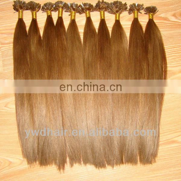 2014 new products keratin flat tip hair extensions alibaba in spanish