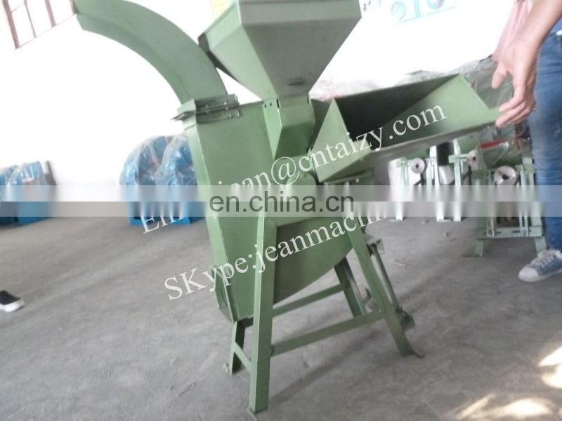 agriculture machines hey straw chaff cutter machine|maize grinding machine(SKype:jeanmachinery)