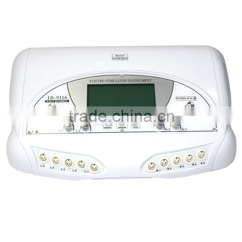 new products on china market Electrotherapy Electric Muscle Stimulator weight loss made in china