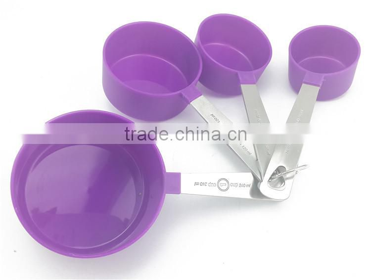 stainless steel measuring cup measuring spoon set