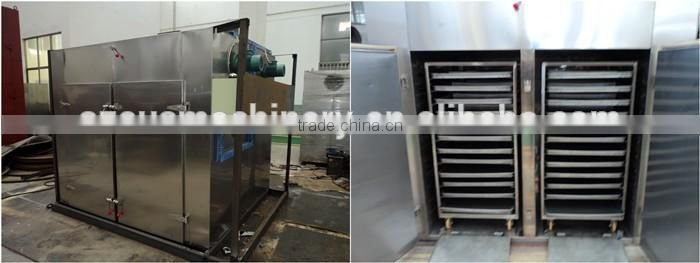 Trustworthy industrial drying oven for Green leafy vegetables/tropical fruit/seafood/fish
