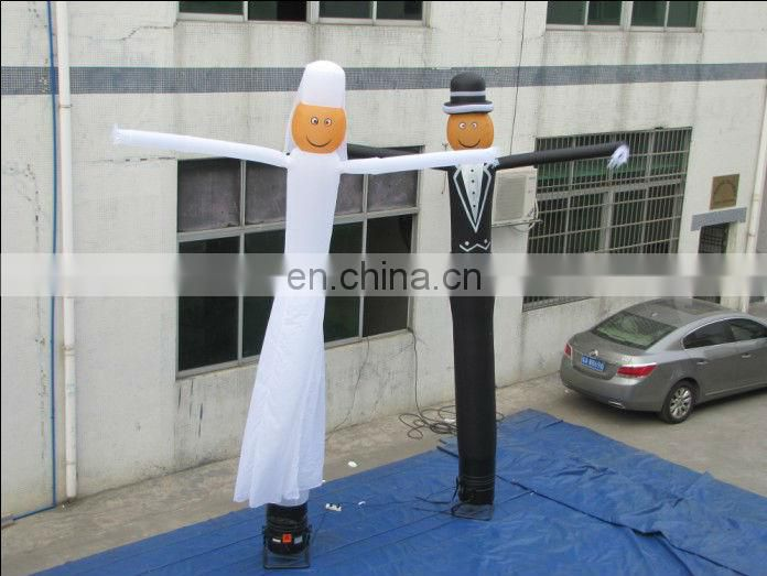 HOT Inflatable Groom Air Dancer for Sale