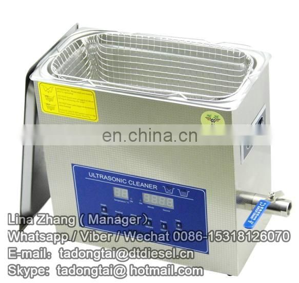 DUAL-Frequency Series(28KHZ/40KHZ, Digital timer,Heater) Ultrasonic Cleaner DT-20AD