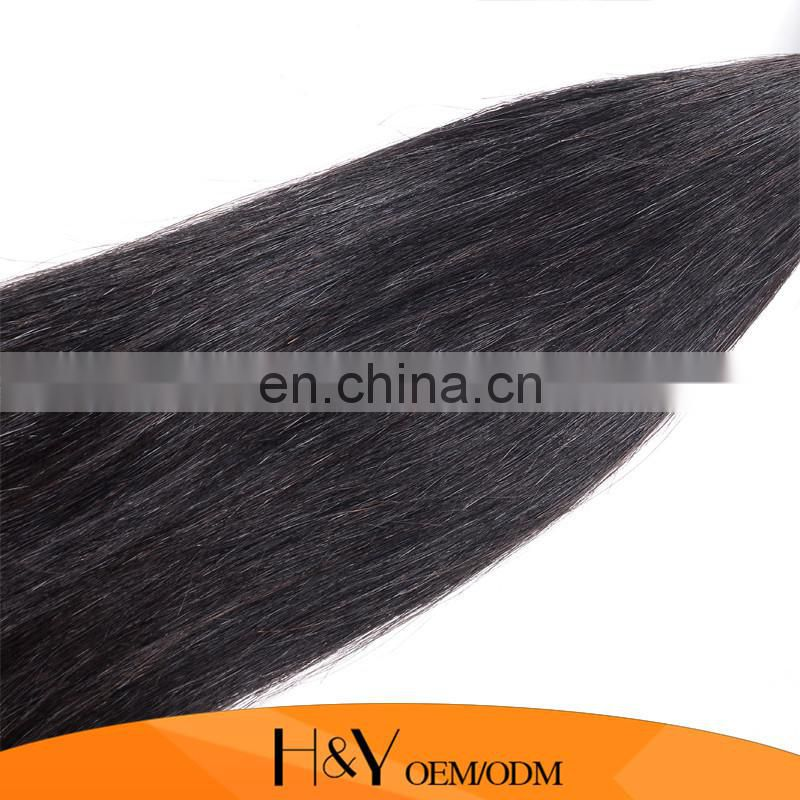Hot Selling Burmese Virgin Hair Silky Straight Hair Weave Human Hair Extension