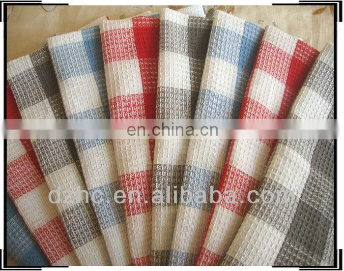 dishcloths and kitchen towel