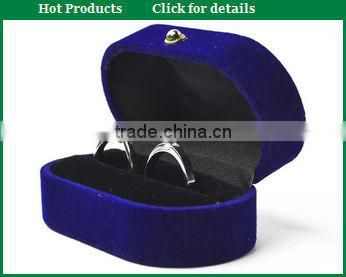 hot popular fashion ring holder with red knot