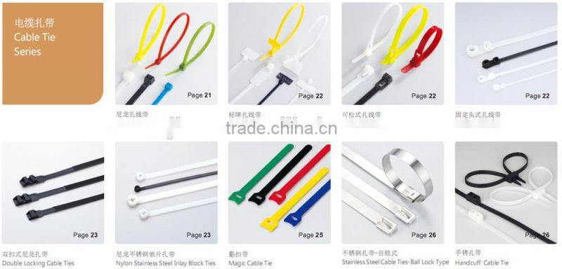 Double Nail Flat Cable Clips, electrical wire Cable Clip ,plastic ...