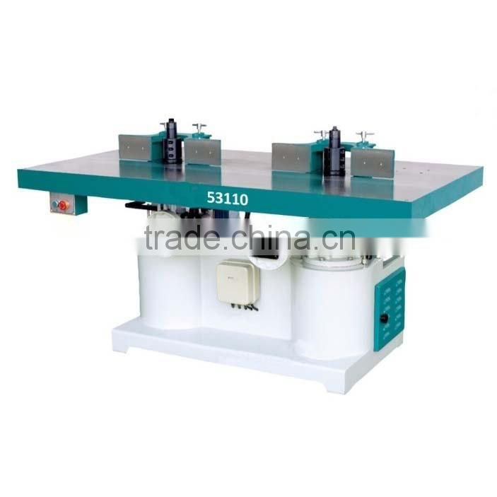 HSP MS3112 horizontal double end mortising machine in stock