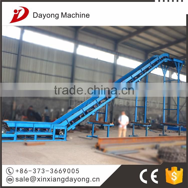 China Inclined Gravel conveyor automatic conveying equipment
