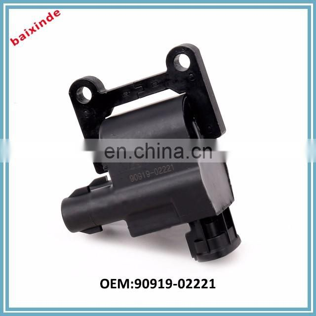 Ignition Coil 90919-02221 CHASER CROWN COMFORT LITEACE, TOWNACE