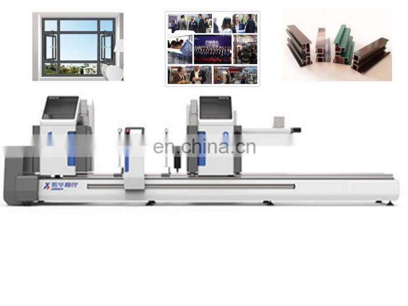 Cnc machinery 2_head cutting saw New Design Manager Table top selling products 2018