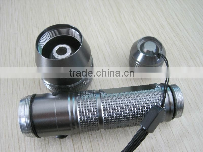 Bright light CREE 3w high power LED aluminum torch