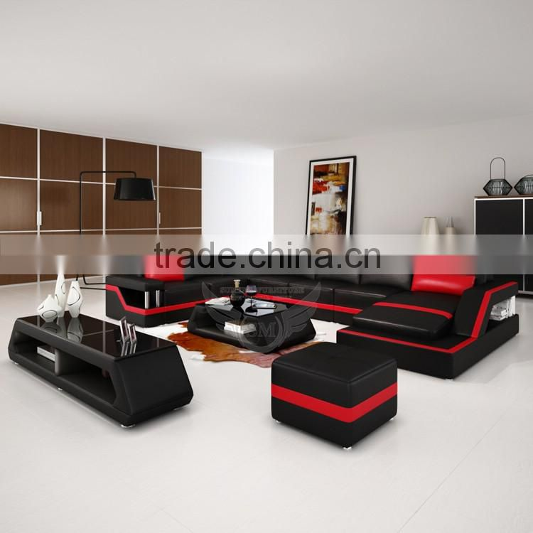 Terrific Alibaba Best Sell Leather Used Sectional Sofas Lv8003 Plus Lamtechconsult Wood Chair Design Ideas Lamtechconsultcom