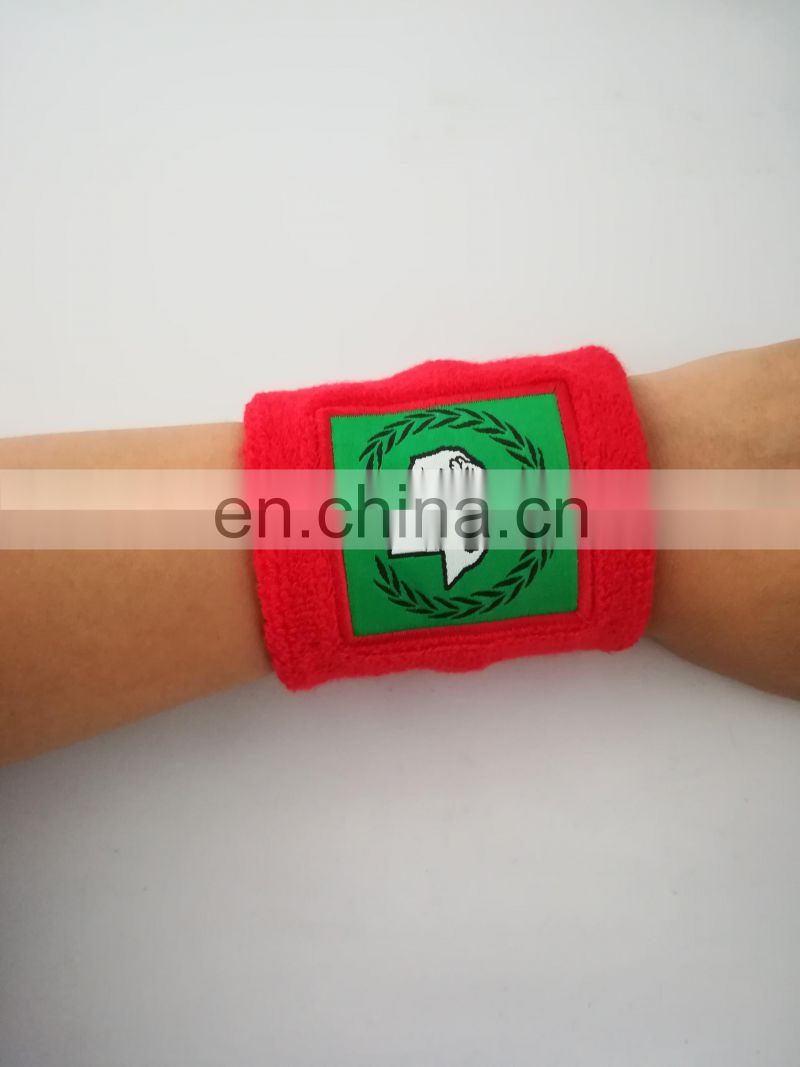 Cotton wrist Band for sport person Bracers of Sport