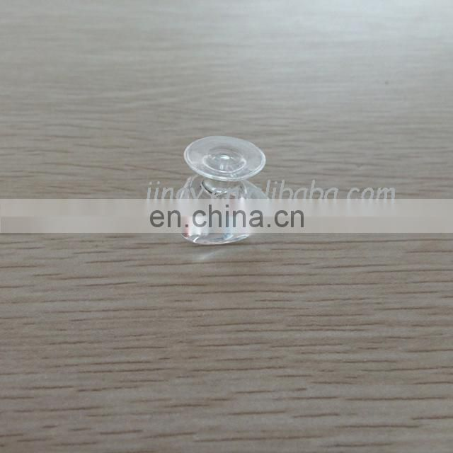 Small and Graceful Transparent Bling Clear Acrylic Box Handle