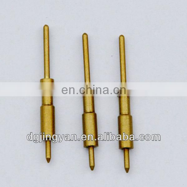 pogo pin connector for pcb terminal, waterproof
