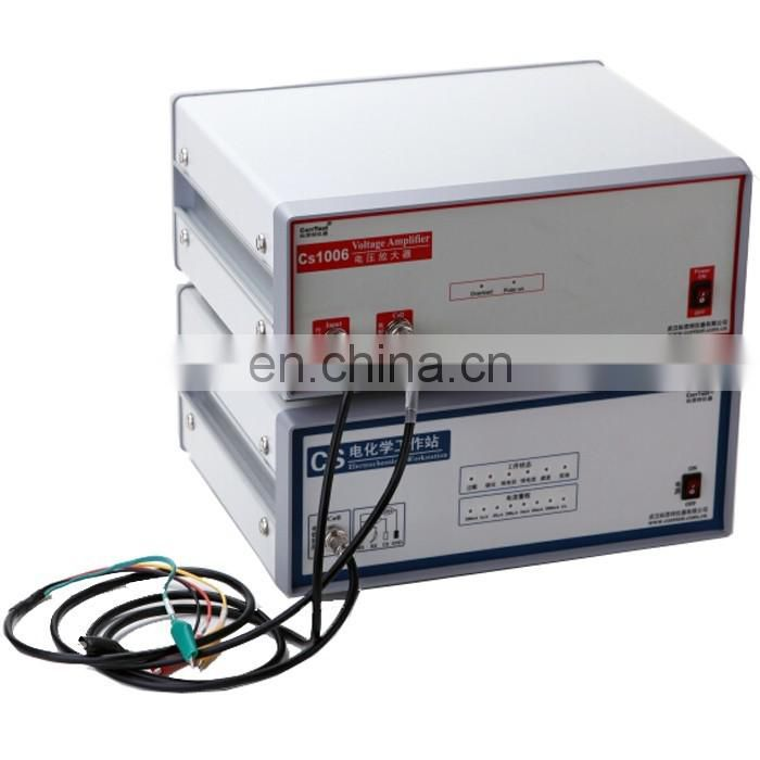 CS350/CS1006 combination high voltage potentiostat//galvanostat /electrochemical workstation