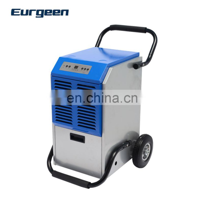 External Drain Connect industrial dehumidifier commercial