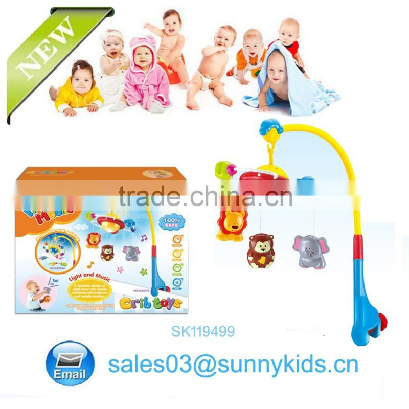 Excellent quality plastic baby rattles toys bath toy for infant