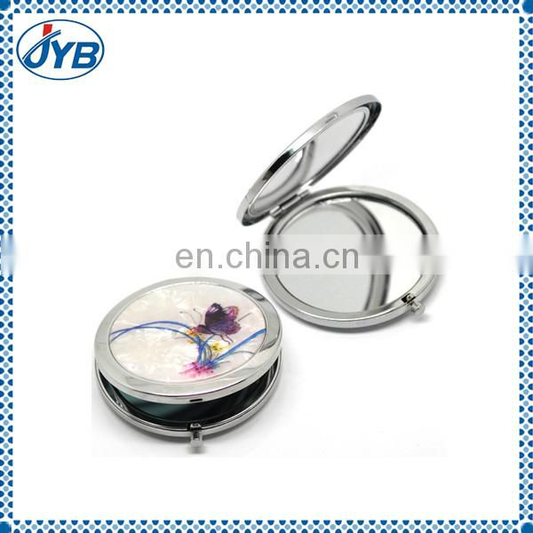 ladies compact cosmetic purse mirrors with cheap price
