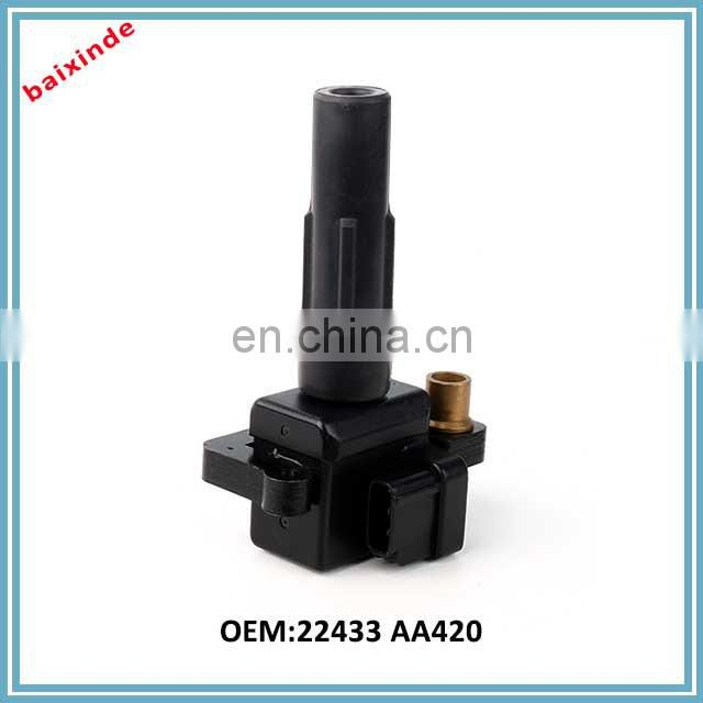 Baixinde brand Ignition Coils Replacement OEM 22433-AA420/FK0140 For Impreza WRX STI 02-06 Auto Ignition Coil