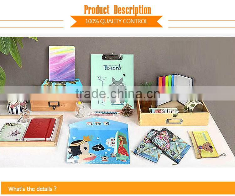 Free sample customized note books for students