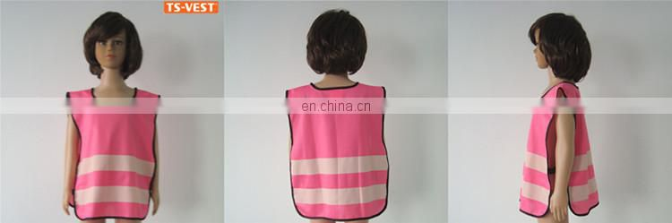 Wholesale Safety Kid Hi Vis Reflective Jacket
