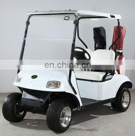 Two Seater Electric golf car vehicle