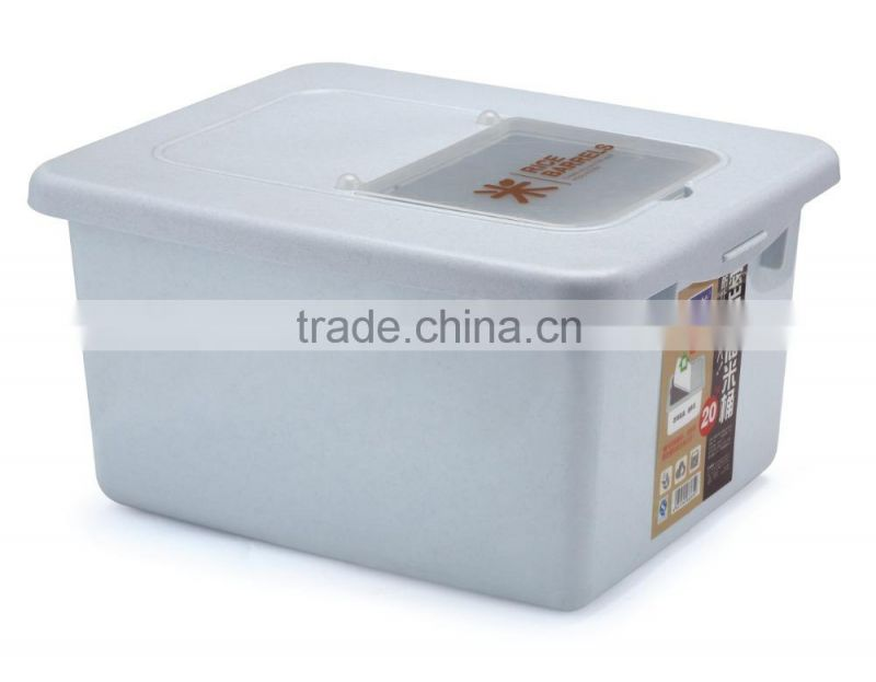 Plastic Rice Dry Food Container Rice Dispenser