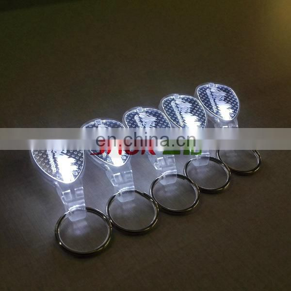 2015 promotional items led flashing beer bottle opener keychain