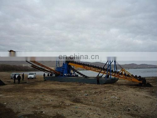 low price cutter suction mud dredger for sale