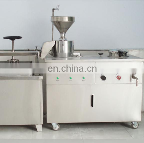 Restaurant electric industry tofu press machine in stainless steel material with lower price