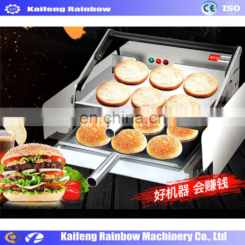 Widely Used Hot Sale Meat Pie Baker Machine burger bread baking machine