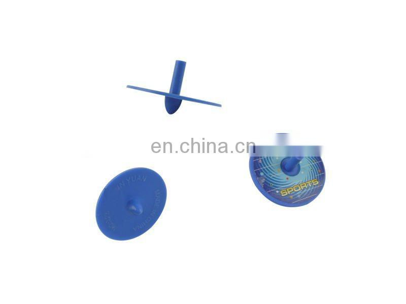 OEM Factory China Pirate Toy Plastic For Promotion Spinning Top