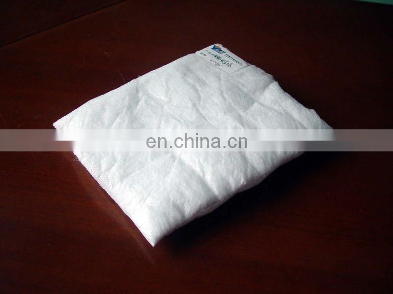 Nonwoven PP&PET Bicomponent Sound-absorbing Cotton