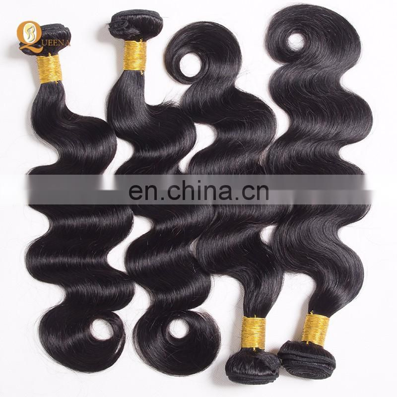 Wholesale 7A Remy Hair Extensions Vendors Virgin Brazilian Human Hair Weaving