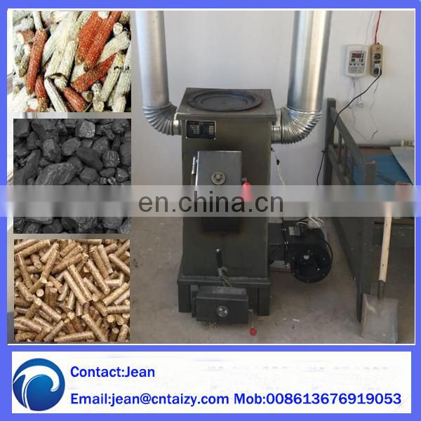 wood burning stove greenhouse heating equipment chicken breeding house keep warm stove Image