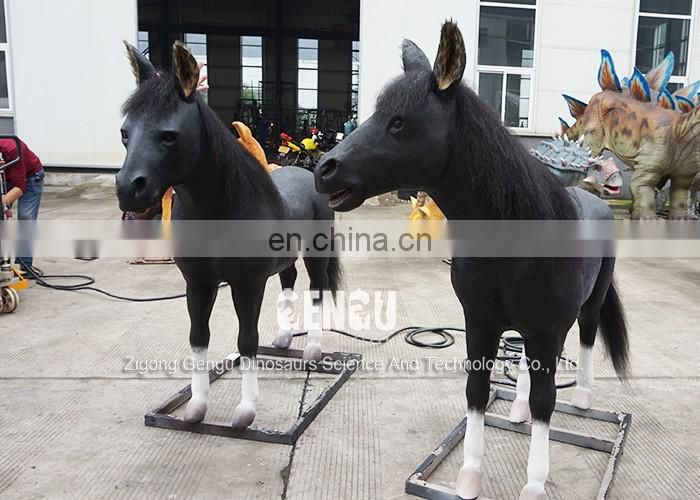 Remote Control Animal Model Life Size Horse