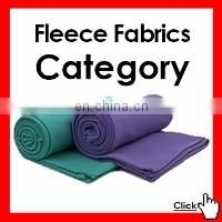 100% Polyester Fleece Hand Towel Fabric Stock Lots