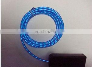 3.2mm el chasing wire, el running wire, el flow wire