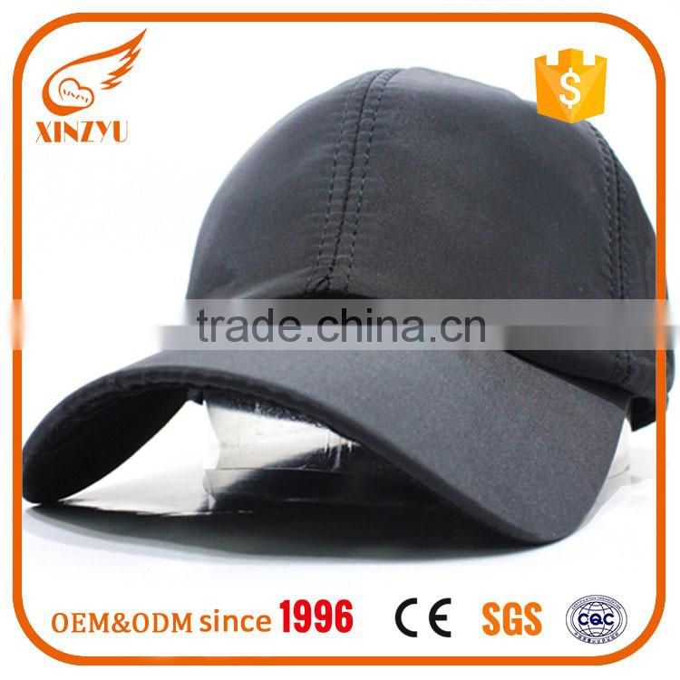 2016 new design outdoor sports caps, high quality can be customized embroidered logo baseball caps and hats men