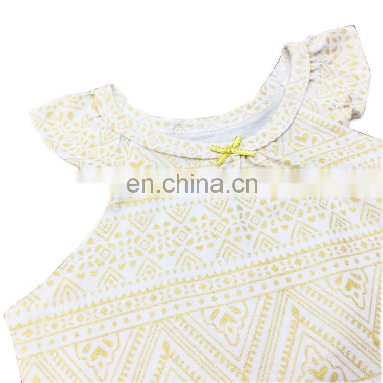 Elinfant fashion wholesale quality baby romper for baby kids carters rompers