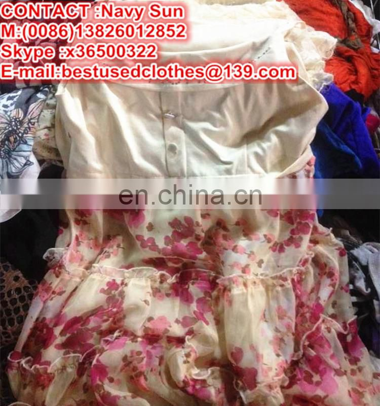 high quality second hand clothes second hand goods in europe